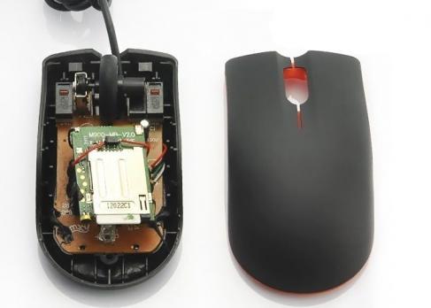 Жучок GSM в мышке