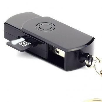 брелок с видеокамерой